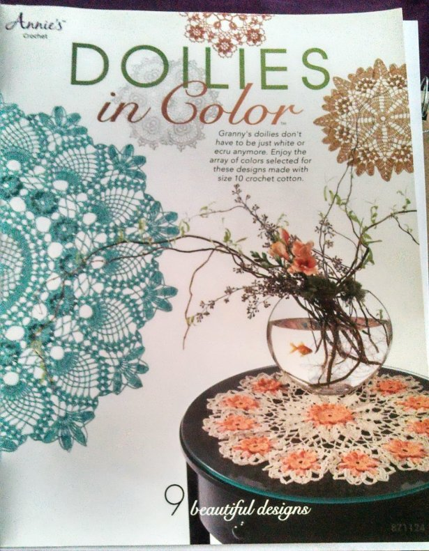 Annie's Doilies in Color