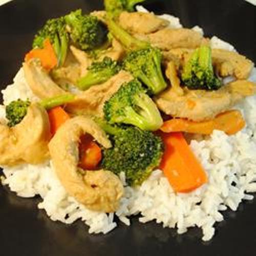 Chicken Stir Fry - courtesy of AllRecipies.com