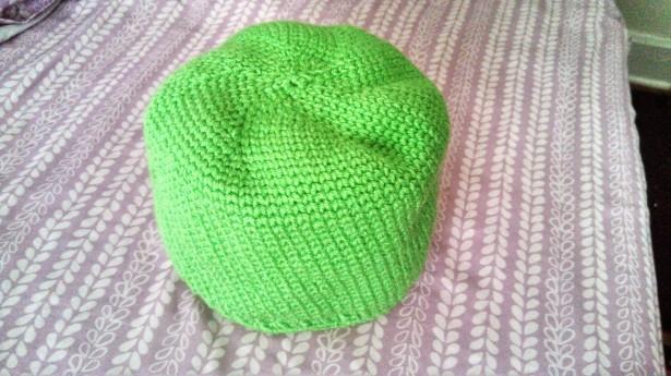 Is it Knit? Crochet Hat by Rhondda Mol of Oombawka Design
